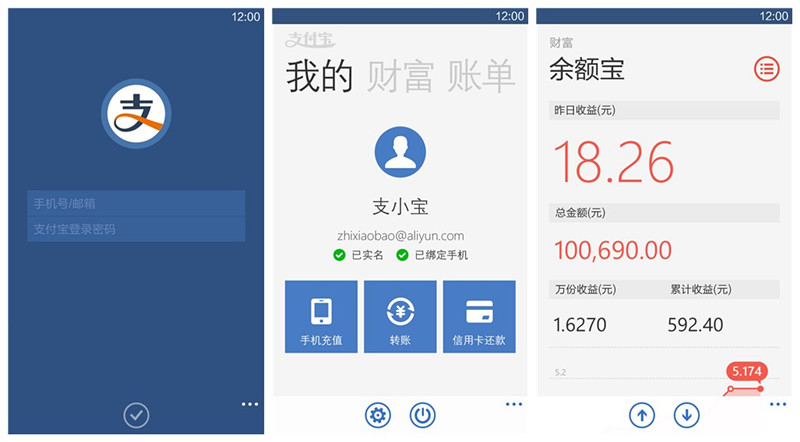 AliPay Wallet Finally Launches a Stripped-down WP Version