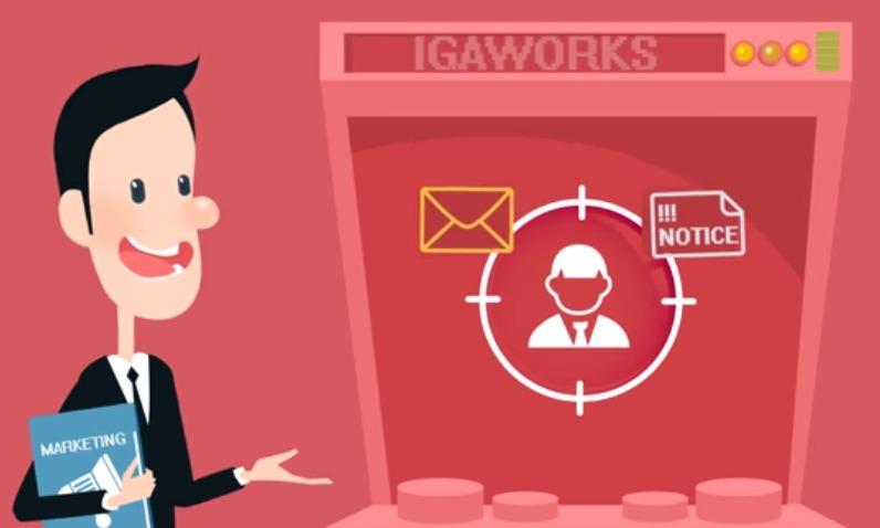 IGAworks   Integrated Mobile Business Platform