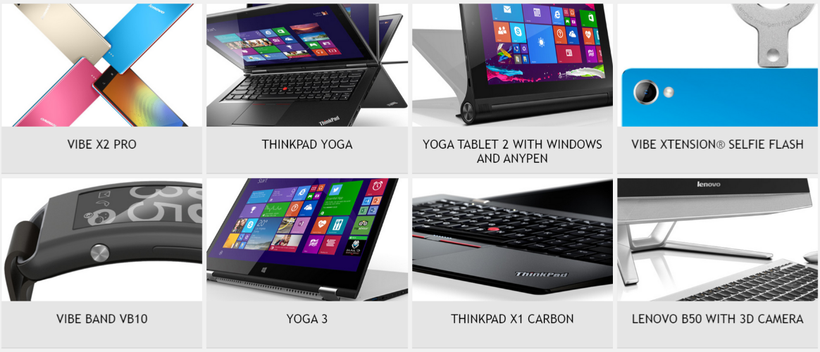 CES 2015   Consumer Electronics Show   Lenovo