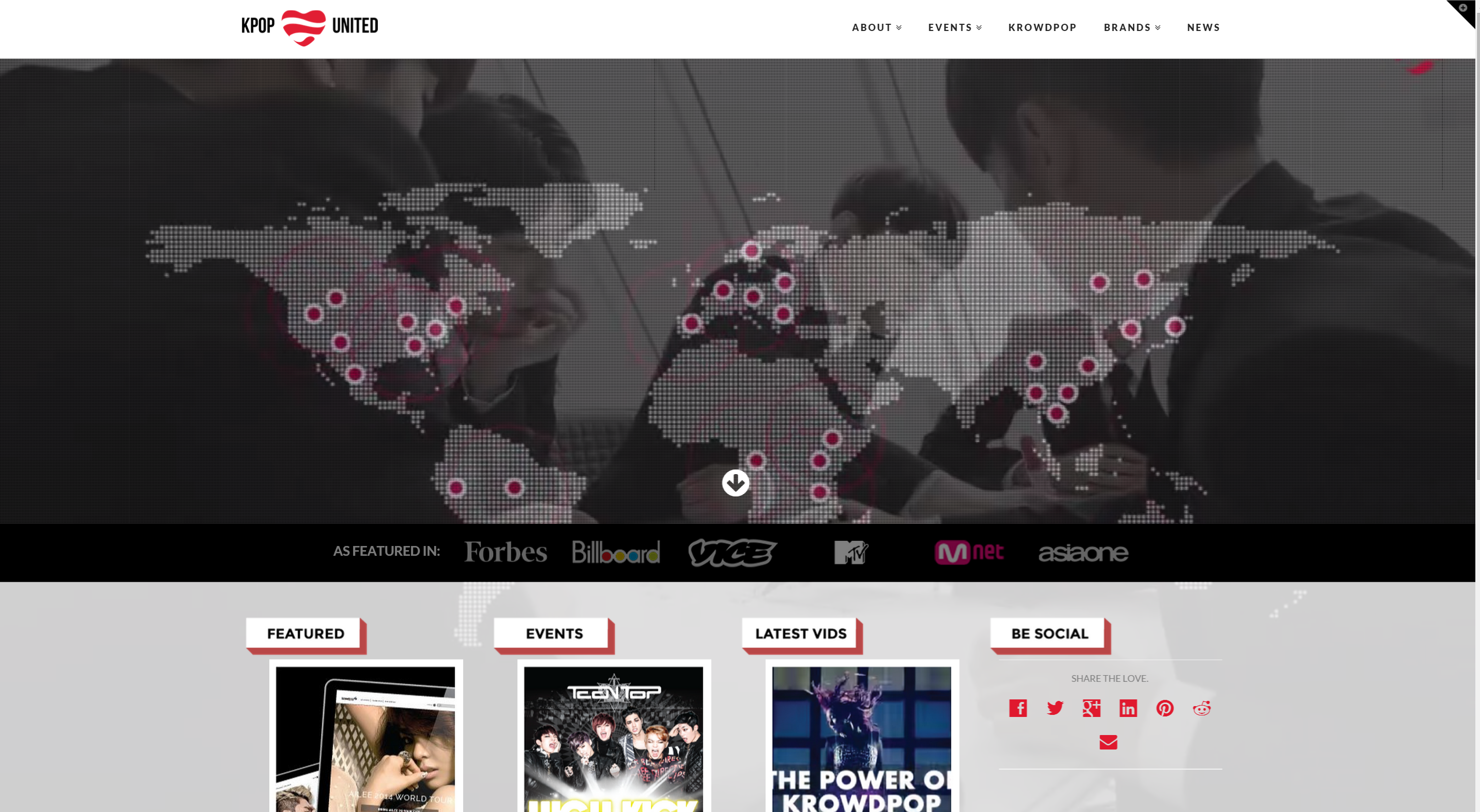 KPOP UNITED   A K Pop Community For the Fans  By the Fans