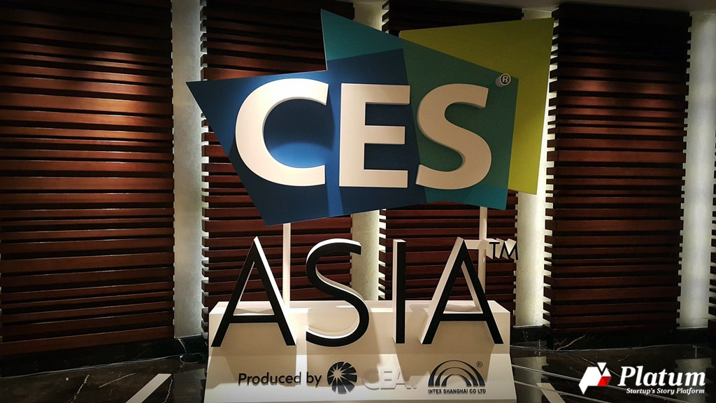 CES Asia Bringing Latest Technology Innovation to the Asian Marketplace - 'Startup's Story Platform'