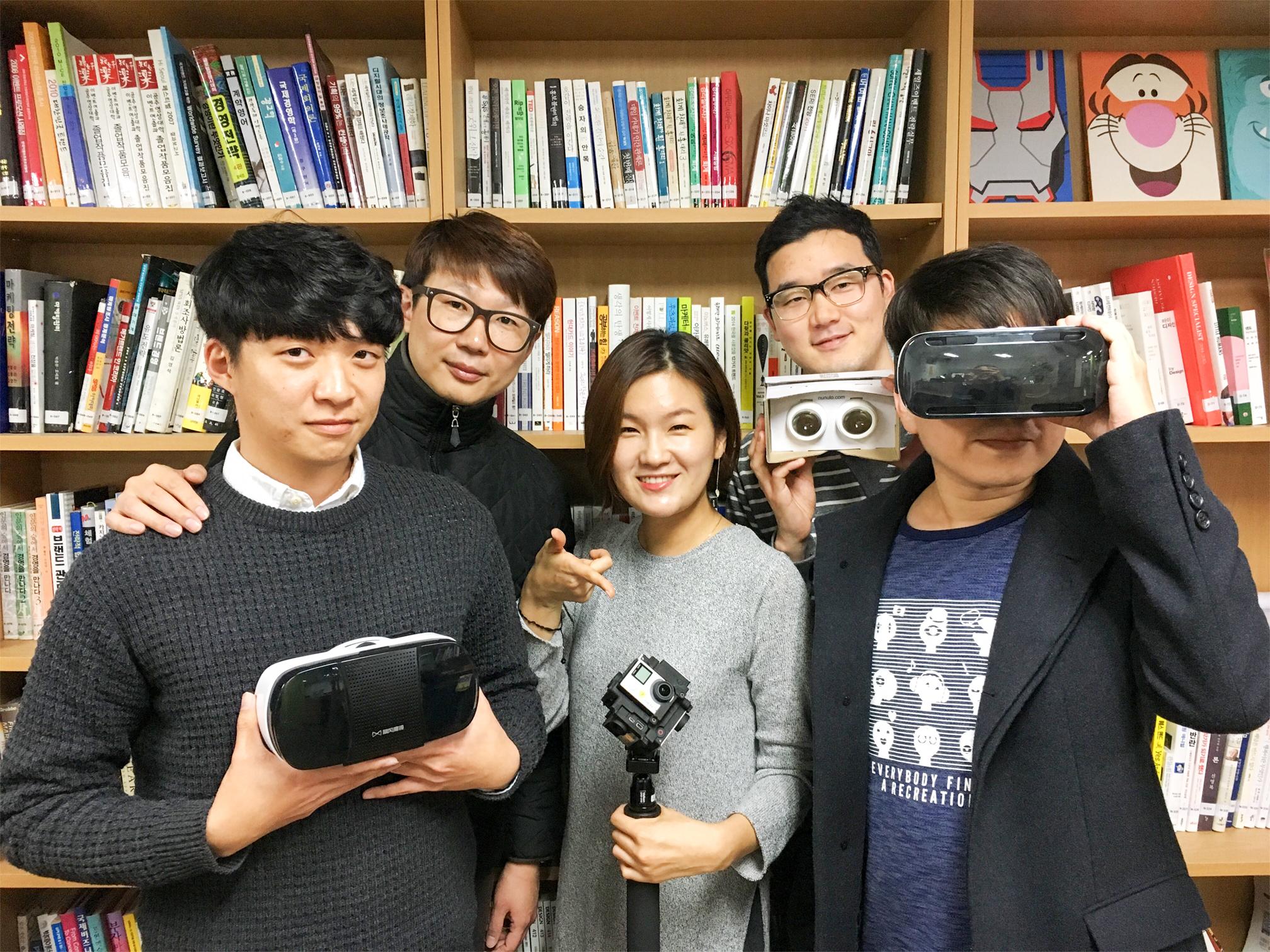 국내 최초 VR 영상 플랫폼 '워프(WAVRP)' 출시 - 'Startup's Story Platform'