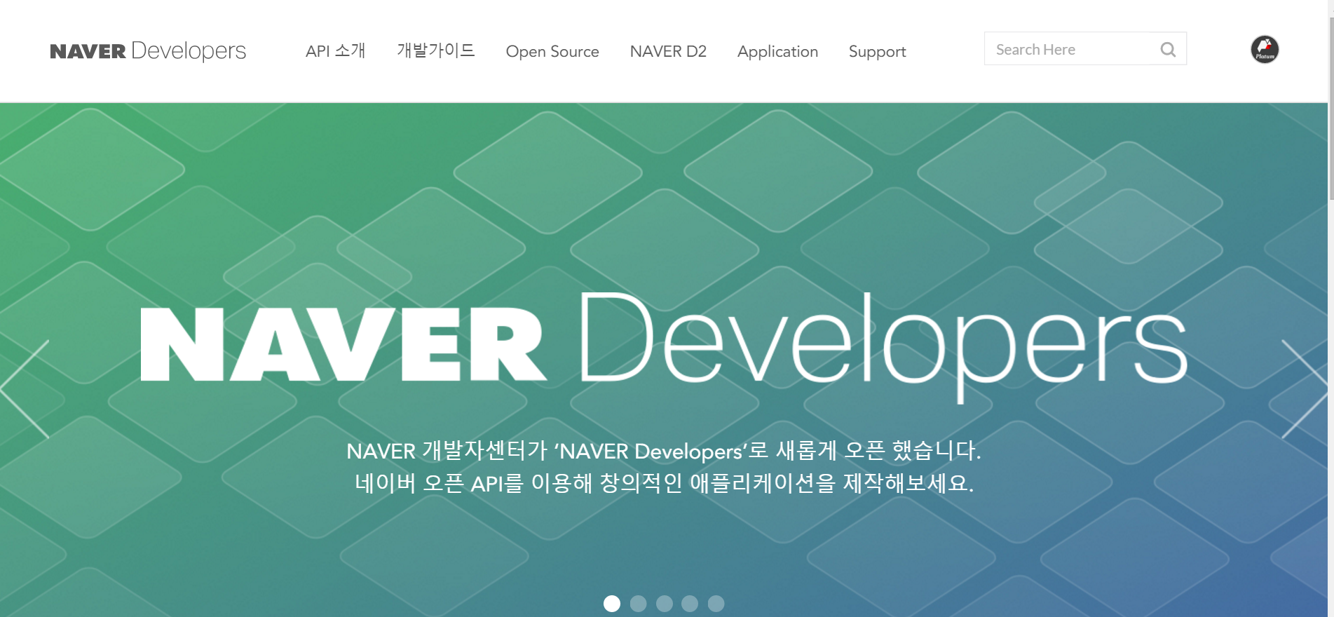 NAVER Developers