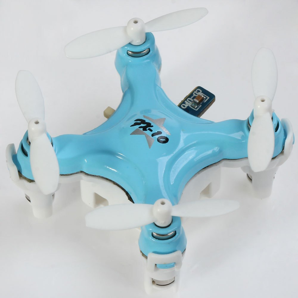Smallest-Hand-Throw-Floureon-FX-10-Mini-2-4GHz-4-Channel-6-Axis-Gyro-RC-Quadcopter
