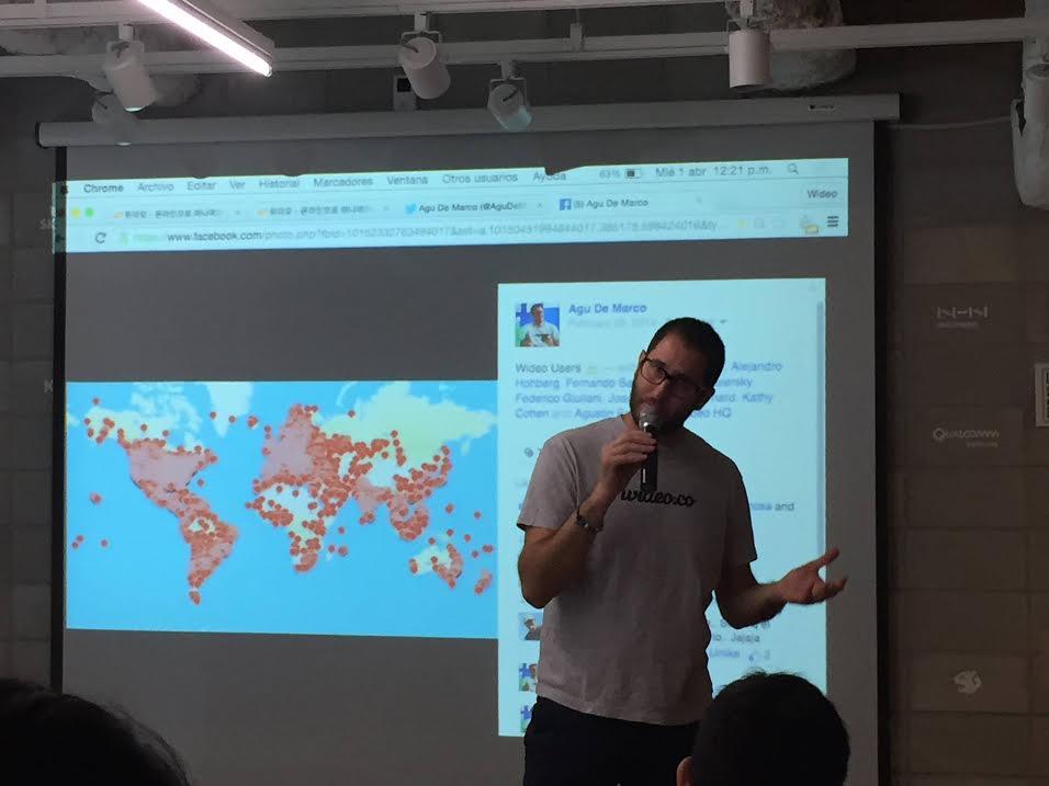 누구나 온라인으로 영상을 제작한다 ... 남미 스타트업 '위데오(Wideo)' 한국진출 박차 - 'Startup's Story Platform'