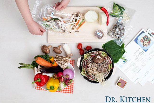 South Korean healthcare startup Dr. Kitchen lands USD 2 M to expand meal plan services
