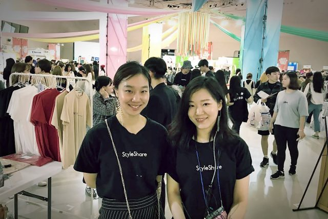 Interview: The secret behind the fashion startup StyleShare's popular offline fashion event