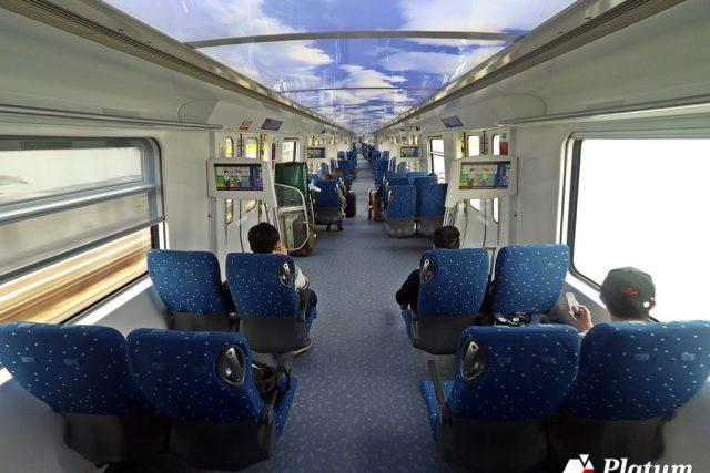 [현장] 선전 지하철에는 비즈니스 칸이 있다.