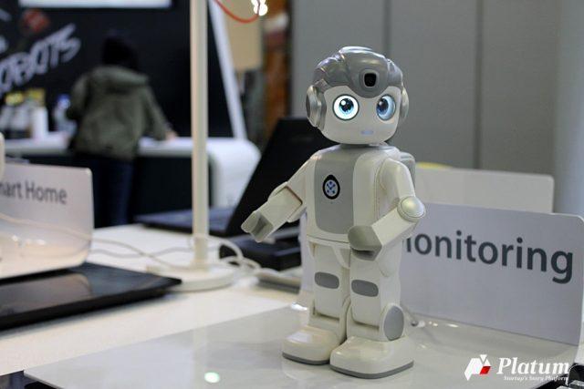 [현장]로보월드에서 만난 중국 대표 로봇 기업