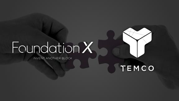 비트코인 기반 서플라이 체인 플랫폼 '템코', 파운데이션엑스로부터 투자 유치