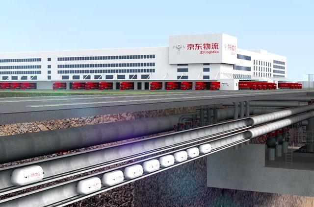 징둥닷컴, 스마트 도시 물류 시스템 구축 위한 연구소 설립