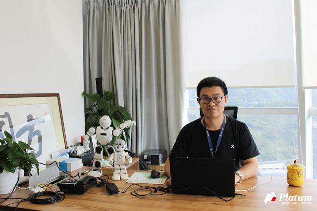 中 로봇 유니콘에게 혁신을 묻다 : 유비테크 슝요우쥔(熊友军) CTO