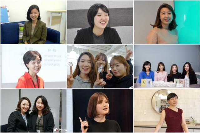 [플래텀 연말결산] 2018년 투자받은 32명의 여성 창업가
