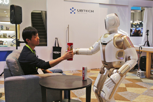 [1월 3주차 중국 비즈니스 트렌드&동향] CES 2019로 간 중국 스타트업들