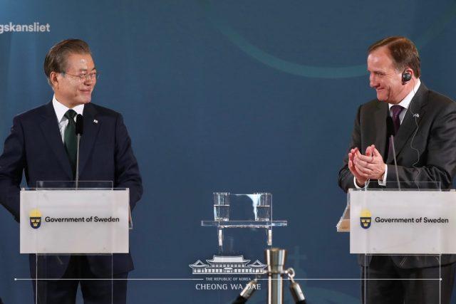 韓-스웨덴 정상, 양국 창업생태계간 정보교류 및 역량강화 맞손