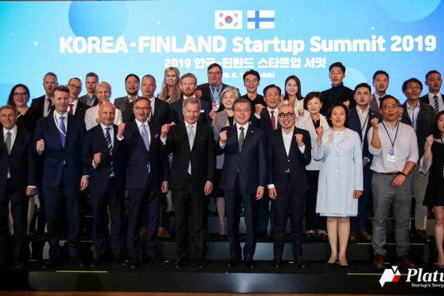 [현장] 한국-핀란드 스타트업, 함께 혁신을 외치다
