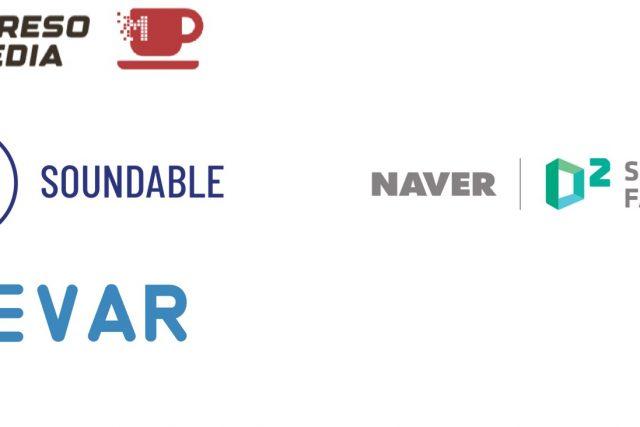 네이버 D2SF, 에스프레소 미디어·사운더블 헬스·에바 신규투자