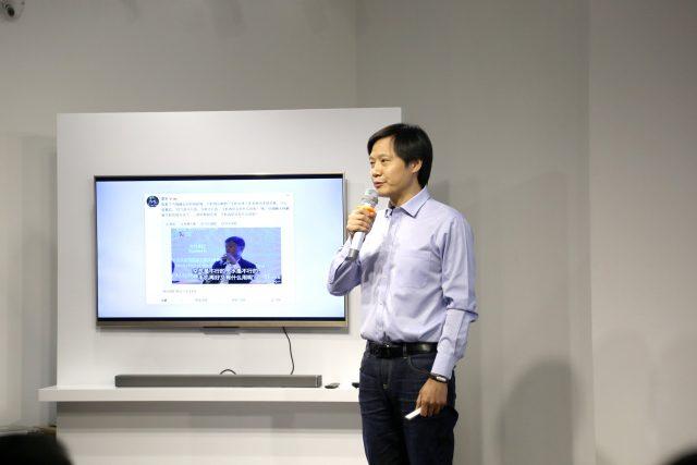 """레이쥔 CEO """"10주년 샤오미...5G, 인공지능, 사물인터넷에 8.3조 투자한다"""""""