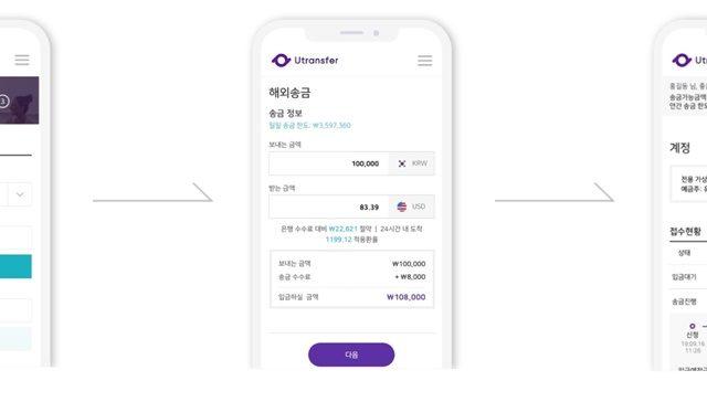 해외송금 스타트업 '유핀테크허브', 신규 핀테크 사업 추진 재원 40억원 확보