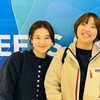 신나리(날)+정인경(갱)