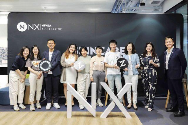 중국으로 간 니베아 액셀러레이터(NX)... 5개 中 뷰티 스타트업 선발
