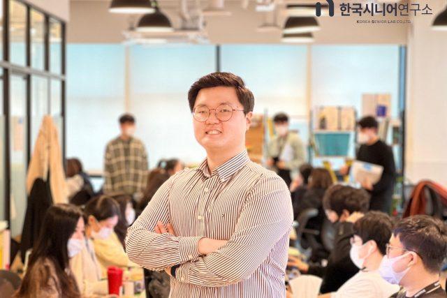 한국시니어연구소, SBVA, 해시드 등에서 110억원 시리즈A투자 유치